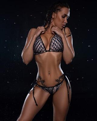 Bona Fide Bikini Cobra (S) купальник - фото 4655