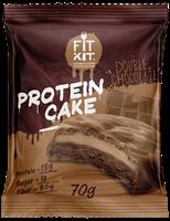"Protein cake ""Двойной шоколад"" FitKit"
