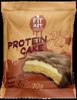 "Protein cake ""Арахисовая паста"" FitKit"