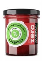 Низкокалорийный джем ZERO Клубника 270 гр.