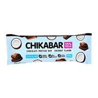 Chikalab Батончик глазированный с начинкой (Кокос)