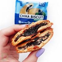 """ChikaBiscuit Печенье с начинкой """"Черная смородина"""""""