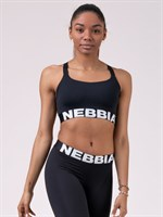 Топ Nebbia Lift Hero Sports mini top 515 black M