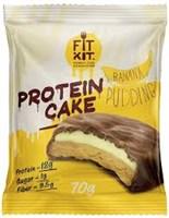 "Protein cake ""Банановый пудинг"" FitKit"