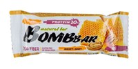 """Батончик BombBar """"Грецкие орехи с медом"""" 60 гр."""
