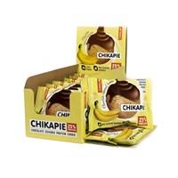 "ChikaPie Печенье с начинкой ""Банан в шоколаде"""
