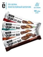 """Батончик """"Crunchy Шоколад"""" Ё-батон 40гр."""
